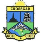 Crossgar Golf Club Logo