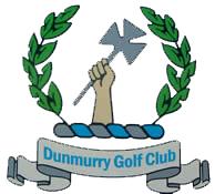 Dunmurry Golf Club Logo