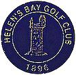 Helen's Bay Golf Club Logo