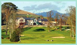 Kilkeel Golf Club Picture