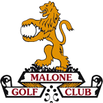 Malone Golf Club Logo